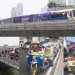 【タイ】バンコクの公共交通を便利に乗りこなそう! 日本にはないタイらしい移動手段もご紹介