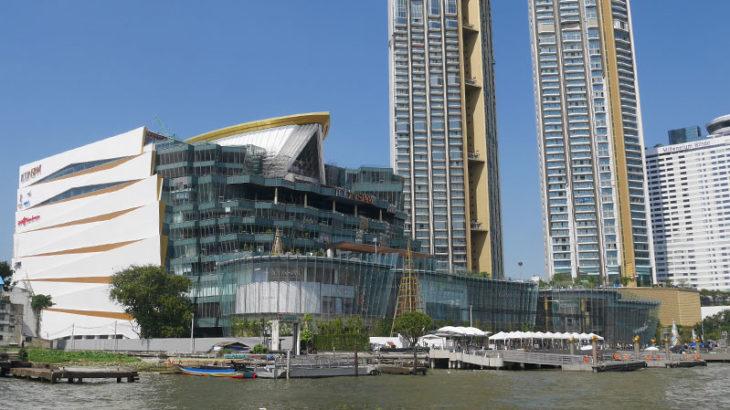 【タイ】アイコンサイアム ICONSIAM はウォーターフロントで商業地図を塗り替えるか?