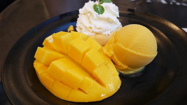 【タイ】もはやバンコクの観光名所!マンゴースイーツ専門店「マンゴタンゴ Mango Tango」