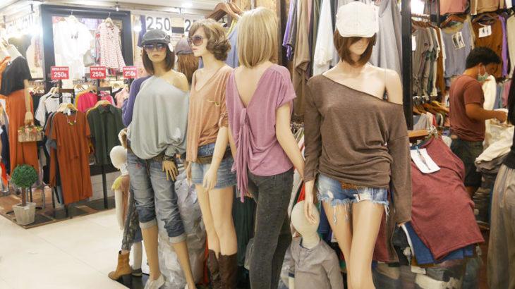 【タイ】バンコクで安くかわいい洋服を買うならプラチナムファッションモール!