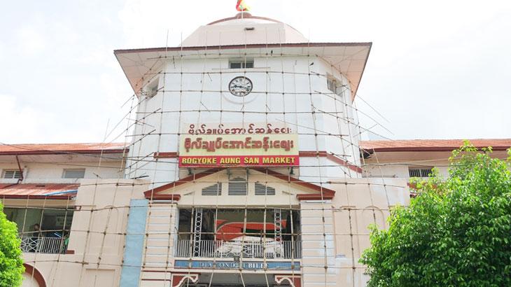 【ミャンマー】ヤンゴンでお土産を買うなら「ボージョーアウンサンマーケット」!巨大な市場内を詳しくご紹介!