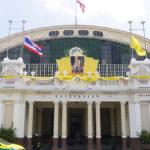 【タイ】タイ鉄道の旅へ!バンコクのターミナルステーション「ファランポーン駅」