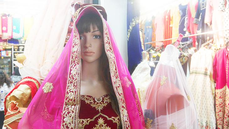 【タイ】バンコクのインド人街「パフラット市場」でインド布やアクセサリーを買いに行こう!