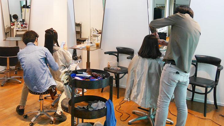 【タイ】バンコクの日系ヘアサロン「ヘアーアトリエ・アドール HAIR Atelier Ador」
