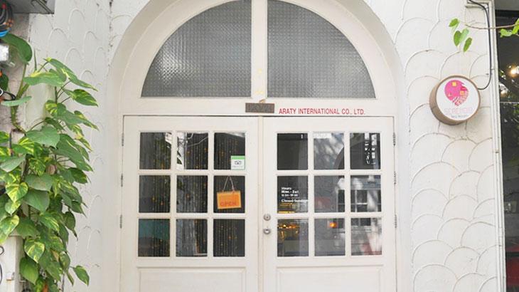 【タイ】バンコクの駐在妻に大人気のカフェ!アソークのSERENDIB Tea Room セレンディブ ティールーム