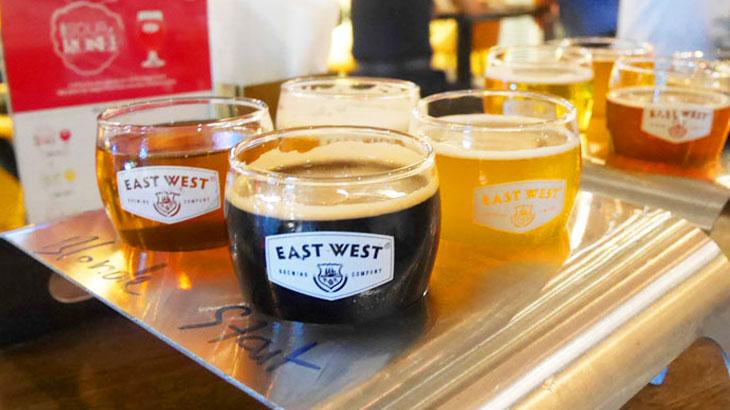 【ベトナム】種類豊富なクラフトビールが楽しめるイースト・ウェスト・ブルーウィング・カンパニー(East West Brewing Co.)