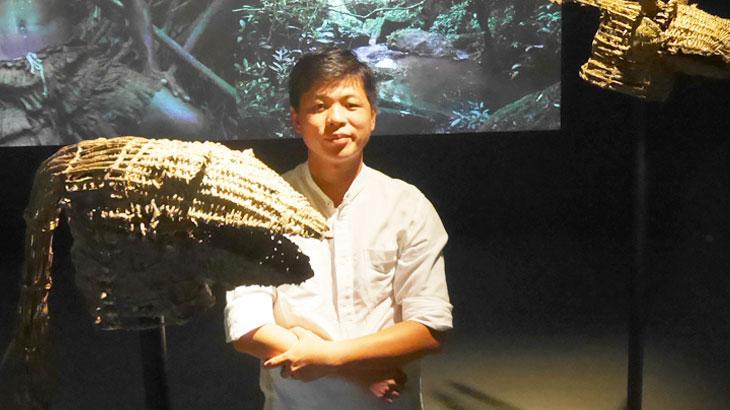 【カンボジア】生命の森で躍動する獣の鼓動を聞け Khvay Samnang