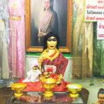 【タイ】タイの有名な怪談「メー・ナーク・プラカノーン」のお寺ワット・マハーブット