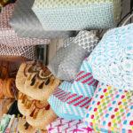 【ベトナム】かわいいカゴバッグ&プラカゴ!ホーチミン1区ドンコイ通りエリアのバッグのお店「ゴックフェン」と「フックロン」
