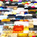 【タイ】ラチャダー鉄道市場!(タラート・ナット・ロット・ファイ)行き方と夜景のインスタ映えする撮影ポイントをご案内