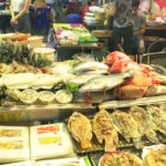 【タイ】豊富なメニューの美味しいタイ料理がリーズナブルな価格で食べられるバンコクのガレージ食堂「スクンビットタラートソイ1」