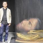 【タイ】幻想的に浮かび上がる憂いを帯びた美しい人物画 Uttaporn Nimmalaikaew