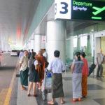 【ミャンマー】ヤンゴン国際空港Terminal 1!出国前の過ごし方〜ショップや飲食店をご紹介