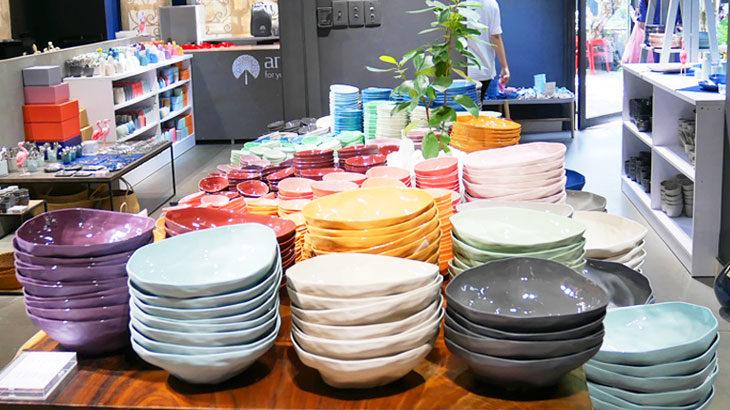【ベトナム】パステルカラーの人気セラミックコレクション!「Amaï House アマイハウス」ホーチミン2区 タオディエン店