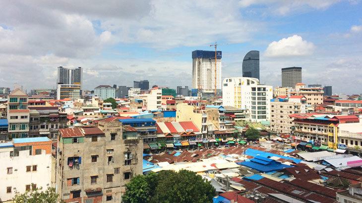 【カンボジア】プノンペンでひったくり被害に遭う!現在のカンボジアの治安や警察の賄賂、防犯対策について