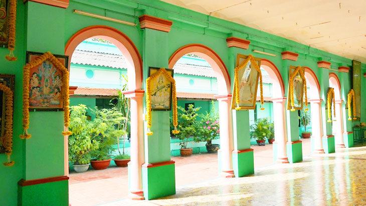 【ベトナム】ホーチミン1区にあるフォトジェニックなヒンドゥー教寺院「スリ・タンディ・ユッタ・パニ寺院」