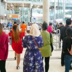 【タイ】スワンナプーム国際空港に友達を迎えに行く!到着ロビーの場所と電光掲示板の英語の意味を解説