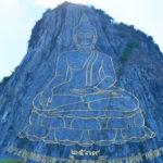 【タイ】パタヤのワットカオシーチャン大仏壁画!インスタ撮影やパワースポットとしても人気