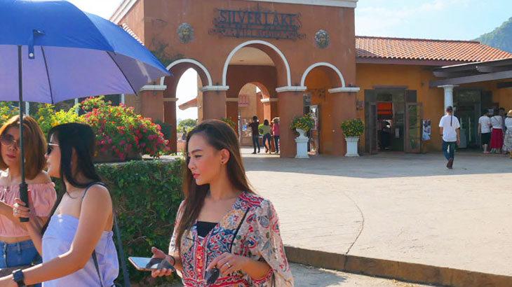 【タイ】パタヤ「シルバーレイク・ワインヤード」でシルバーレイク・ワインアンド・グリルのイタリアンとワイナリーツアーを満喫!