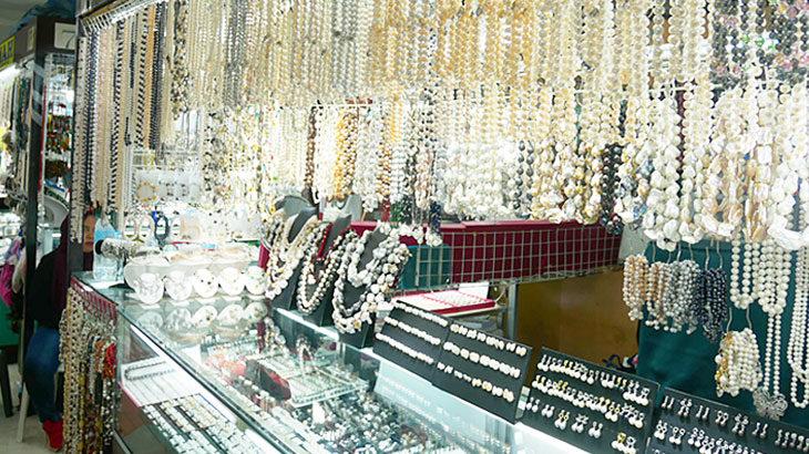 【フィリピン】マニラの真珠ならグリーンヒルズ・ショッピング・センター!淡水パールのかわいいネックレスを格安で買う!