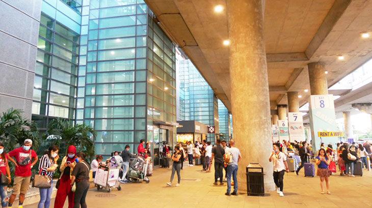 【フィリピン】ニノイ・アキノ国際空港 ターミナル3からマニラ市内へ安全に移動するには!おすすめGrabタクシーやその他移動方法をご紹介