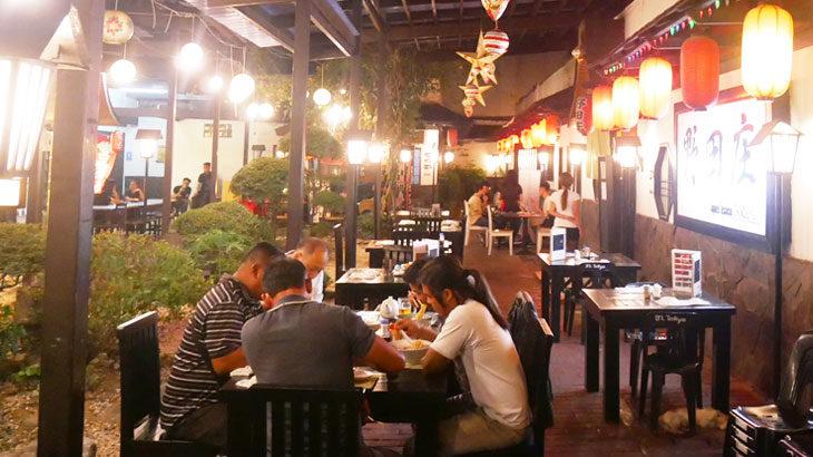 【フィリピン】リトルトーキョーを歩く!マニラのマカティ地区にある日本人街は赤い鳥居が目印