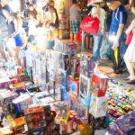 【タイ】クロントム市場は「泥棒市場」とよばれるバンコクの怪しいジャンク品掘り出しマーケット!