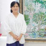 バンコク在住画家「阿部恭子」〜アートワークとアーティスト支援・育成への取り組み