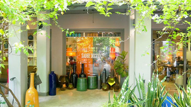 【ベトナム】サデック・ディストリクト・トゥー SADÉC DISTRICT TWOのベトナム雑貨!ホーチミン2区で素敵なお土産を選んでみよう!