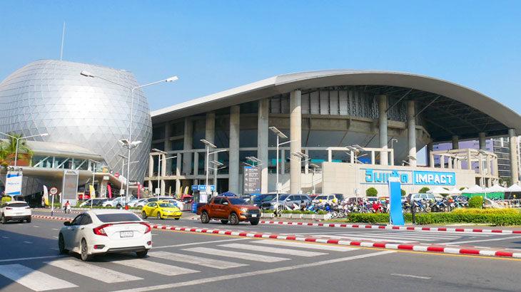 【タイ】インパクトアリーナ(IMPACT ARENA)への行き方!バンコクのイベント会場へ早く安く行く