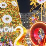 【タイ】2020年バンコクのクリスマスイルミネーション!コロナ渦中に光をともすクリスマスツリーをご紹介!