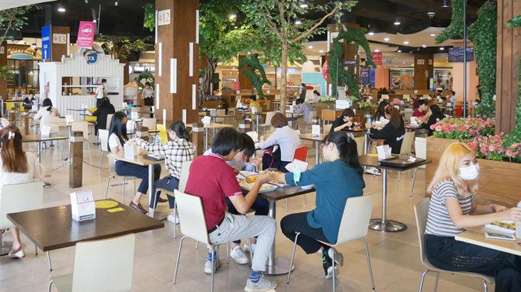 【タイ】バンコク規制緩和で9月1日より店内飲食解禁!ショッピングモールの営業も再開で久しぶりに活気が戻る